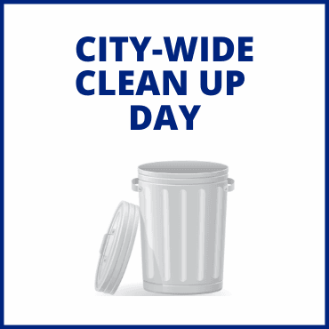 Clean Up Day Image